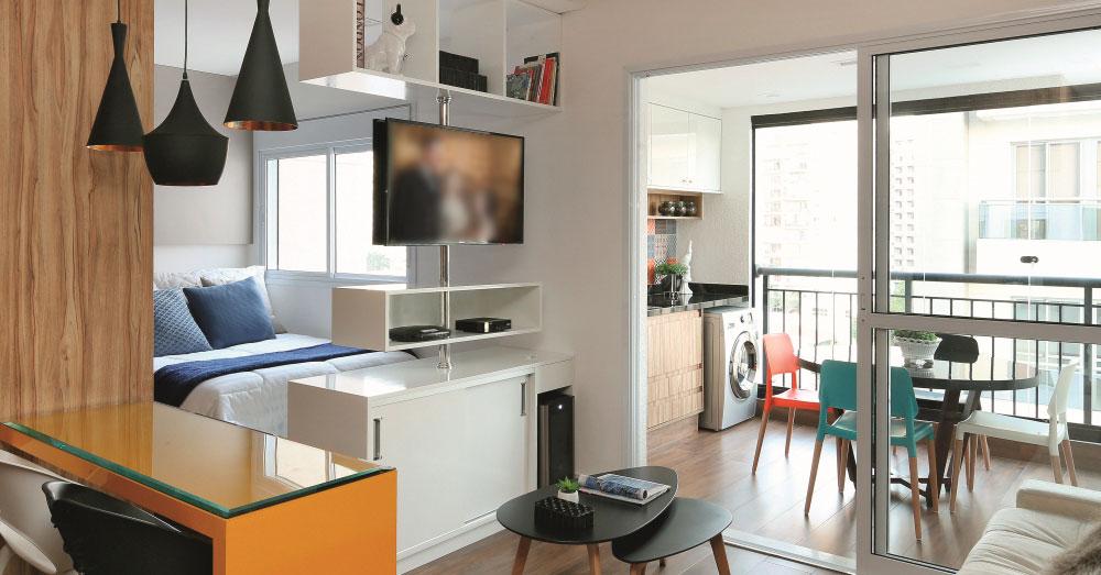 Dicas para decorar apartamento pequeno