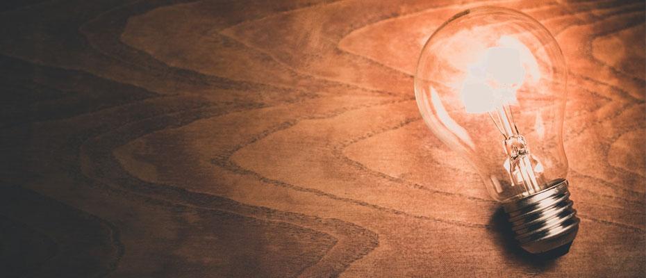 Lâmpada incandescente, fluorescente ou LED: Qual utilizar?