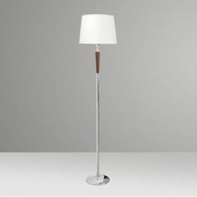 Luminária de Chão Giovanna Estilo Clássico 1 Lâmpada Goldenart