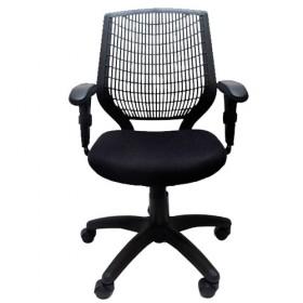 Cadeira Executiva Ergonômica Base Giratória Nylon Delli - DesignChair