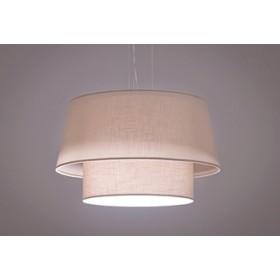 Pendente Duo Cone pequeno 2 lâmpadas - Tom Luz Iluminação