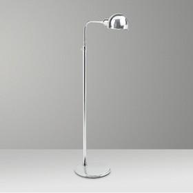 Luminária de Chão Juddy com 1 Lampada Telescópica Goldenart