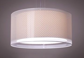 Pendente Classic 2 Medio 4 Lâmpadas - Tom Luz Iluminação