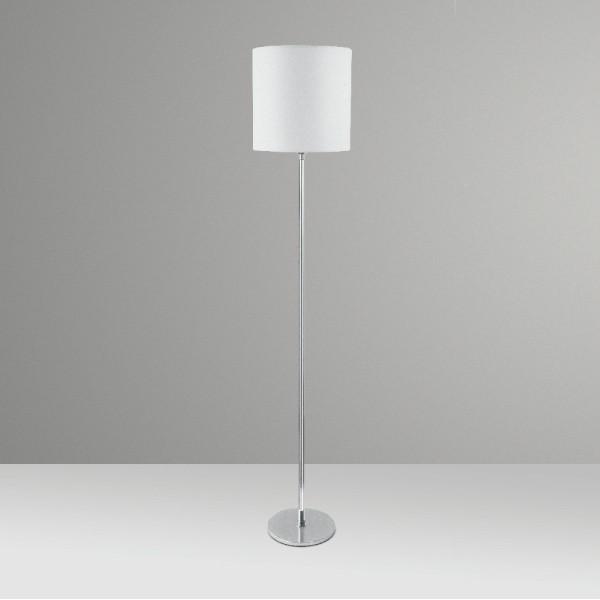 Luminária de Chão Luana Estilo Minimalista 1 Lâmpada Goldenart