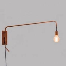 Arandela Advance Braço 80 cm 1 Lâmpada - Goldenart