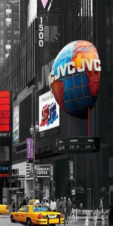 Quadro 3D New York - Times Square - Universal Mix
