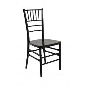 Cadeira Acrilica Tiffany Sem Almofada Marrom