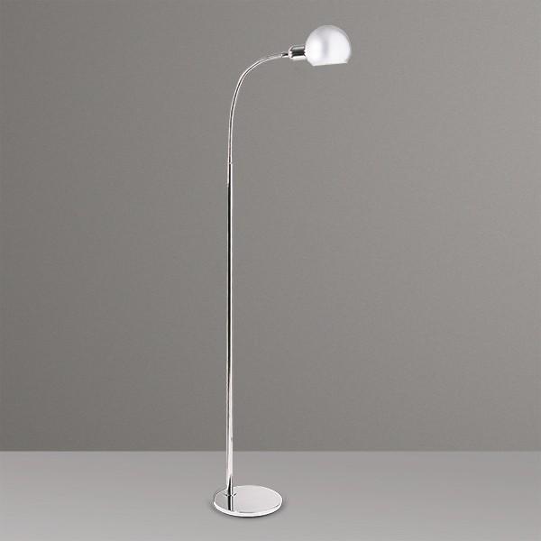 Luminária de Chão Zara Flexível 1 Lâmpada Goldenart