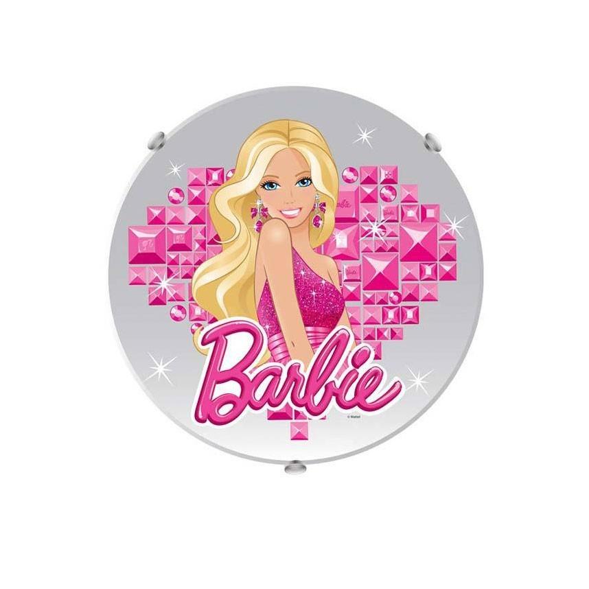 Plafon Barbie Redondo - Startec
