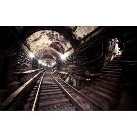Quadro de Led Tunel 6 Lâmpadas Bivolt