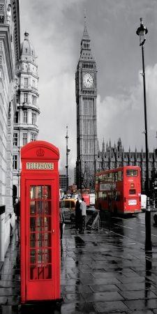Quadro 3D London - Big Ben - Universal Mix