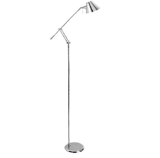 Luminária de Chão Tamy Flexível 1 Lâmpada Goldenart
