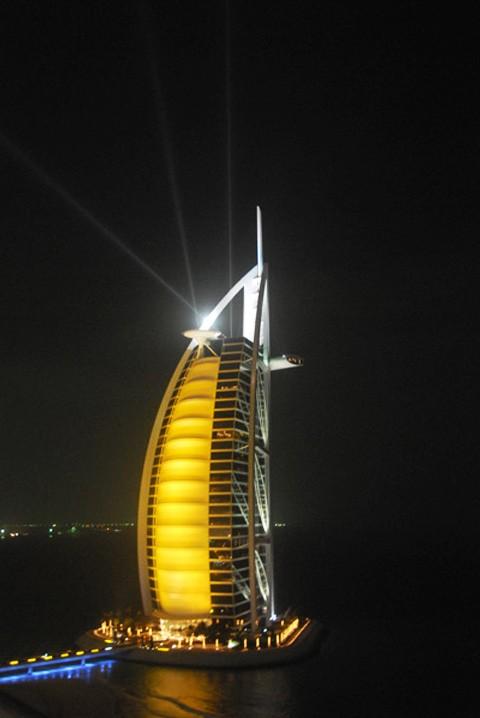 Quadro de Led Dubai 6 Lâmpadas Bivolt