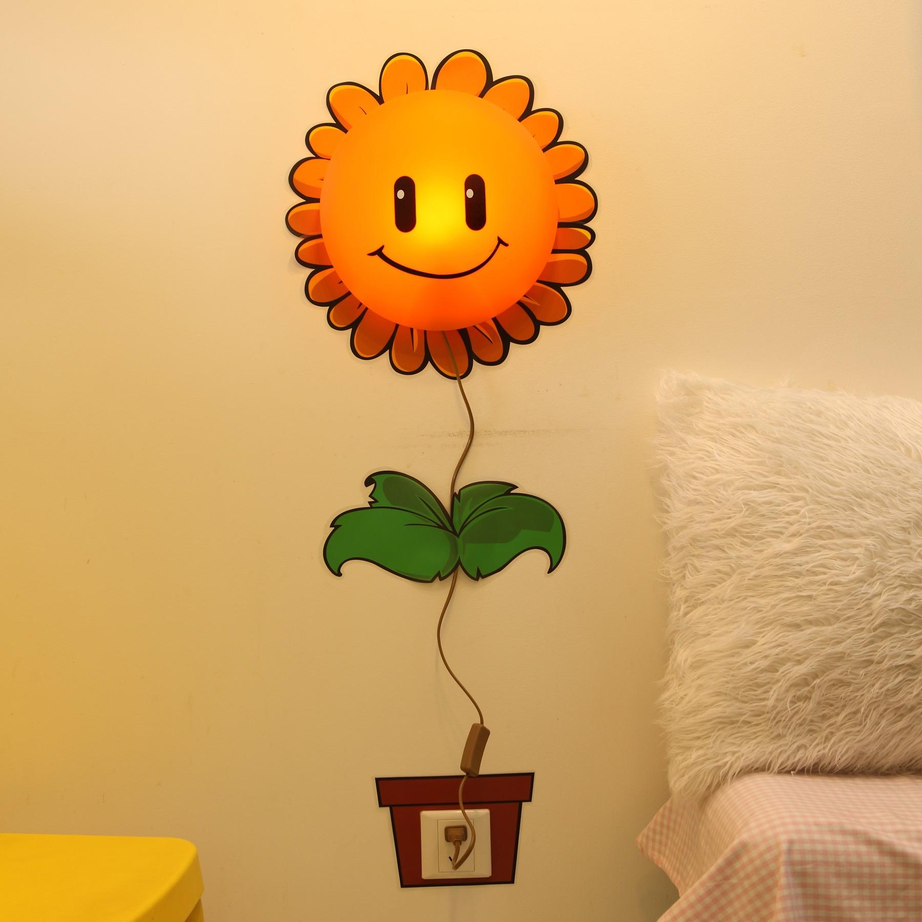 Plafon Infantil Girassol