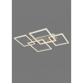 plafon_arandela_quadrado_de_led_estrutura_em_metal_branco_texturizado_1_lampada_quattro_+luz_iluminacao