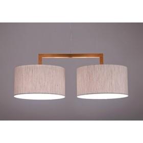Pendente Pádua 4 lâmpadas - Tom Luz Iluminação