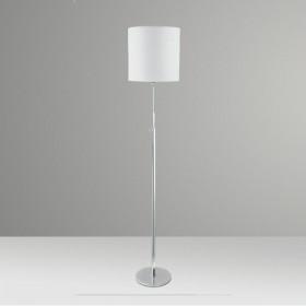 Luminária de Chão Tayna Estilo Minimalista 1 Lâmpada Goldenart