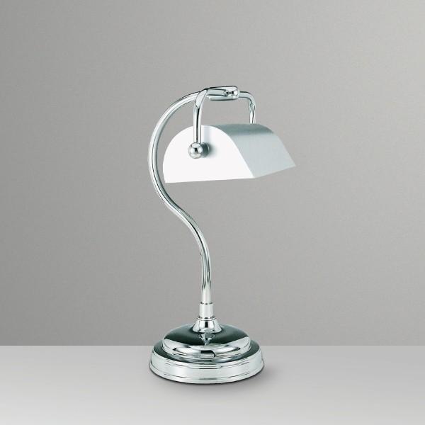 Luminária de Mesa Vintage Calha 1Lâmpada Goldenart