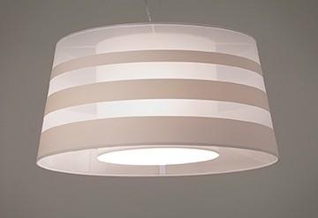 Pendente Luce Cônico 4 Lampadas - Tom Luz Iluminação