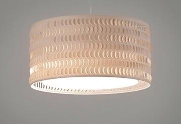 Pendente Falésia 3 Lâmpadas - Tom Luz Iluminação