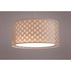Pendente Mariscal medio 4 lampadas - Tom Luz Iluminação